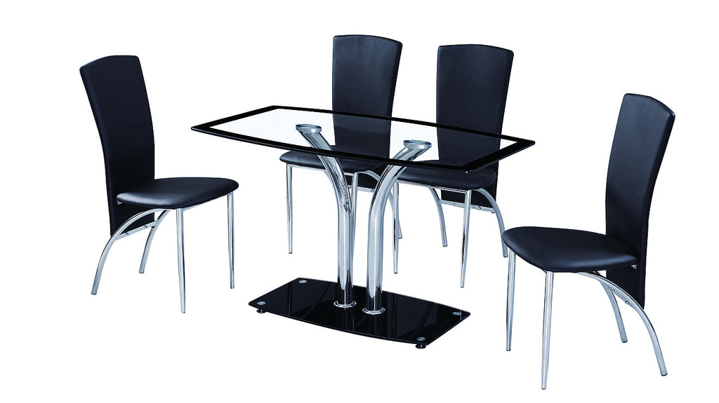 AVILA Glass Dining Table