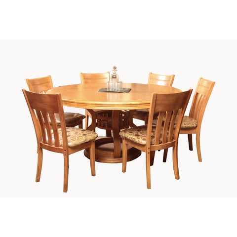 Wooden Dining Table (130-622)