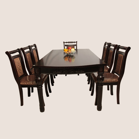 Wooden Dining Table (210-903)