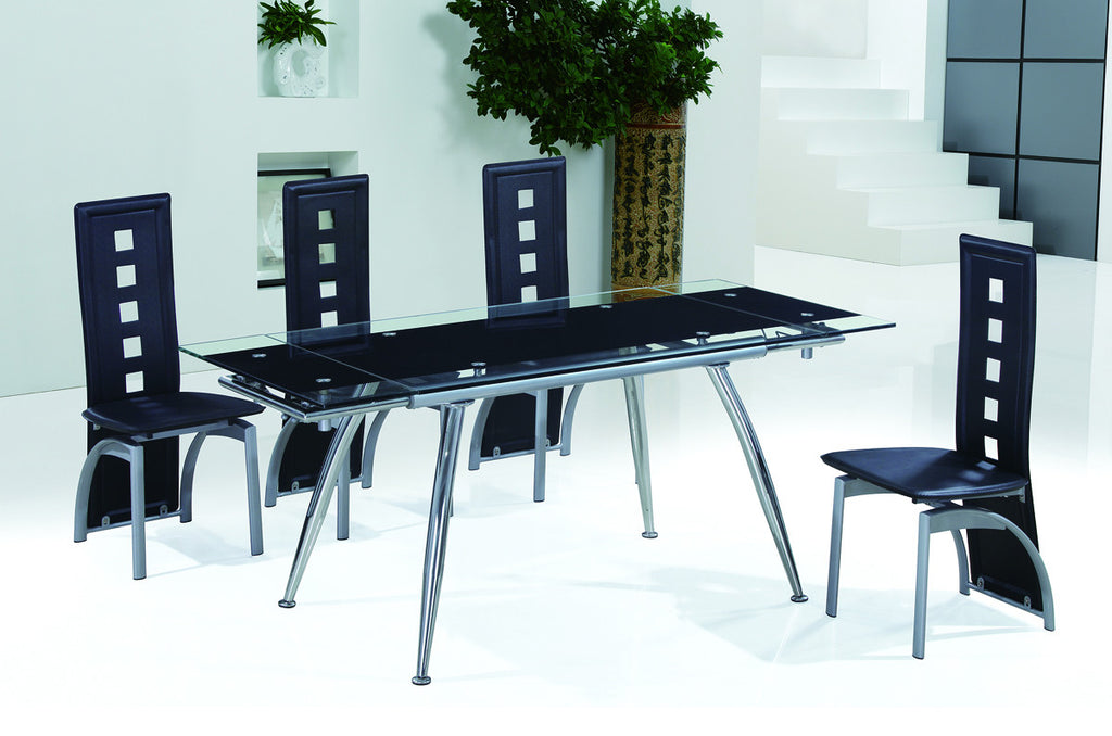 HENARES Glass Dining Table