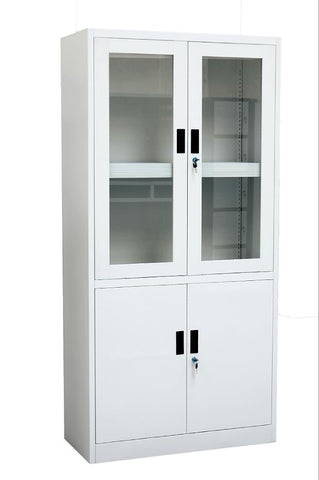 Stationery Cupboard with Glass Door - FC-H2