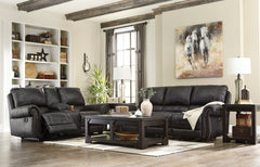Ashley Leather Sofa