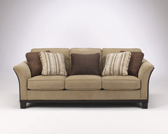 ASHLEY 6 SEATER FABRIC SOFA SET (3+2+1)