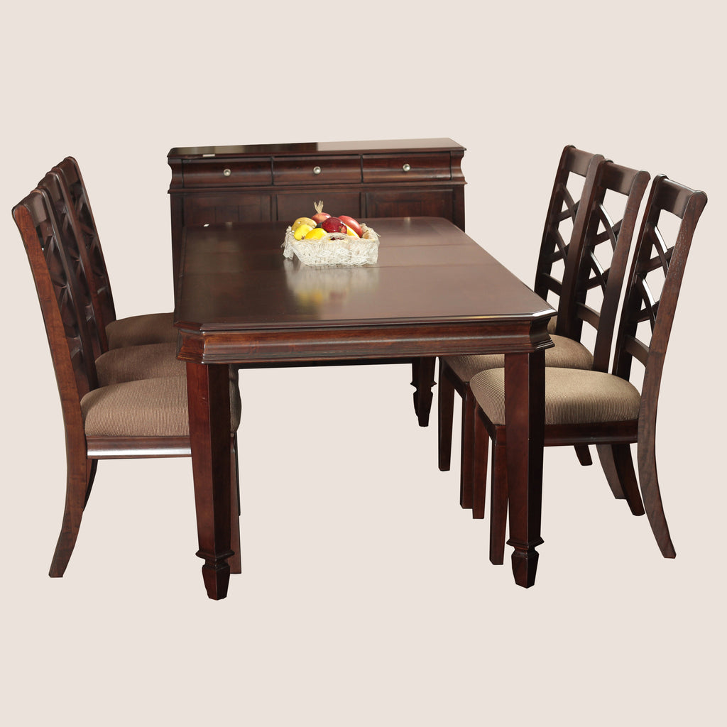 Wooden Dining Table (D480-01-35)