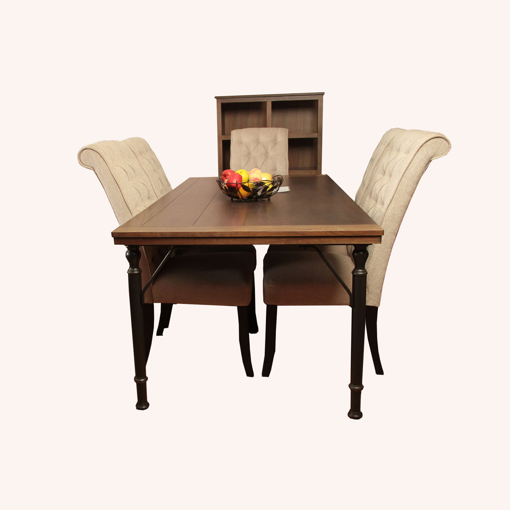 Wooden Dining Table (D530-01-25)