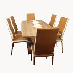 Wooden Dining Table (DT848)