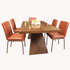 Wooden Dining Table (DT852)
