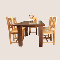 Wooden Dining Table (SBET006)