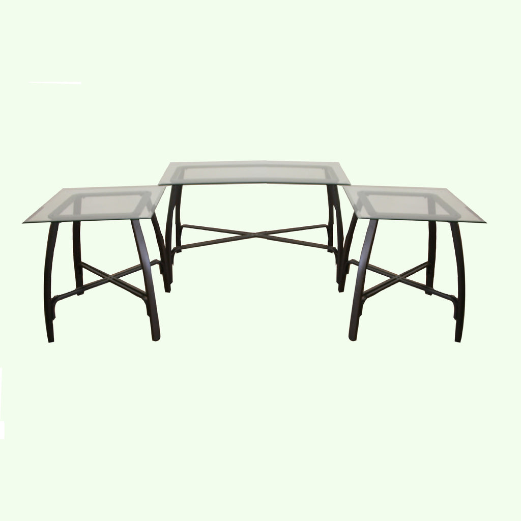 Glass Centre Tables (T173-6)