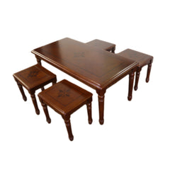 Wooden Centre Table (B012)