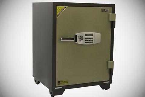 Fire Proof Safe 80KG - VS80DE