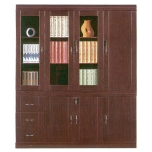 (PH314) Book Cabinet Office Storage