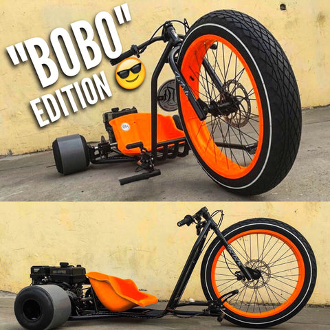 "READY TO GO - FAT DRIFTER - ""BOBO"" EDITION - Lovett Industries"