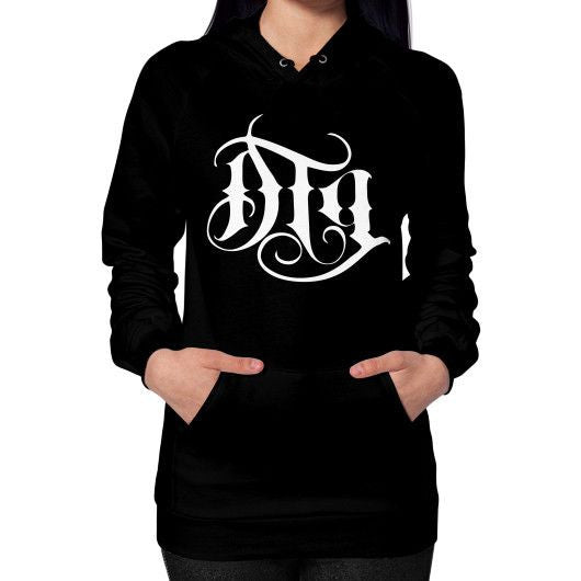"LADIES ""DTG"" Hoodie - Lovett Industries"