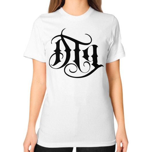 "LADIES ""DTG"" T-Shirt Crew Neck - Lovett Industries"