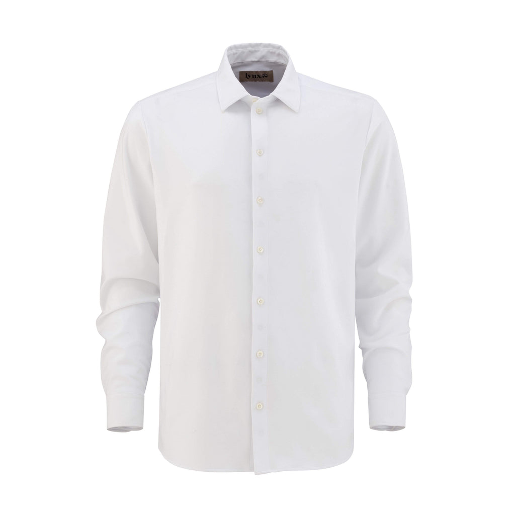Lynx Urban Outdoor Shirts S / Bright White Raven Shirt