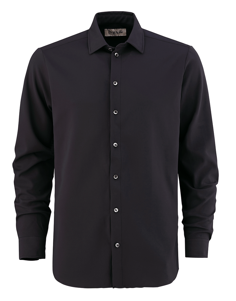 Lynx Urban Outdoor Shirts S / Caviar Black Raven Shirt