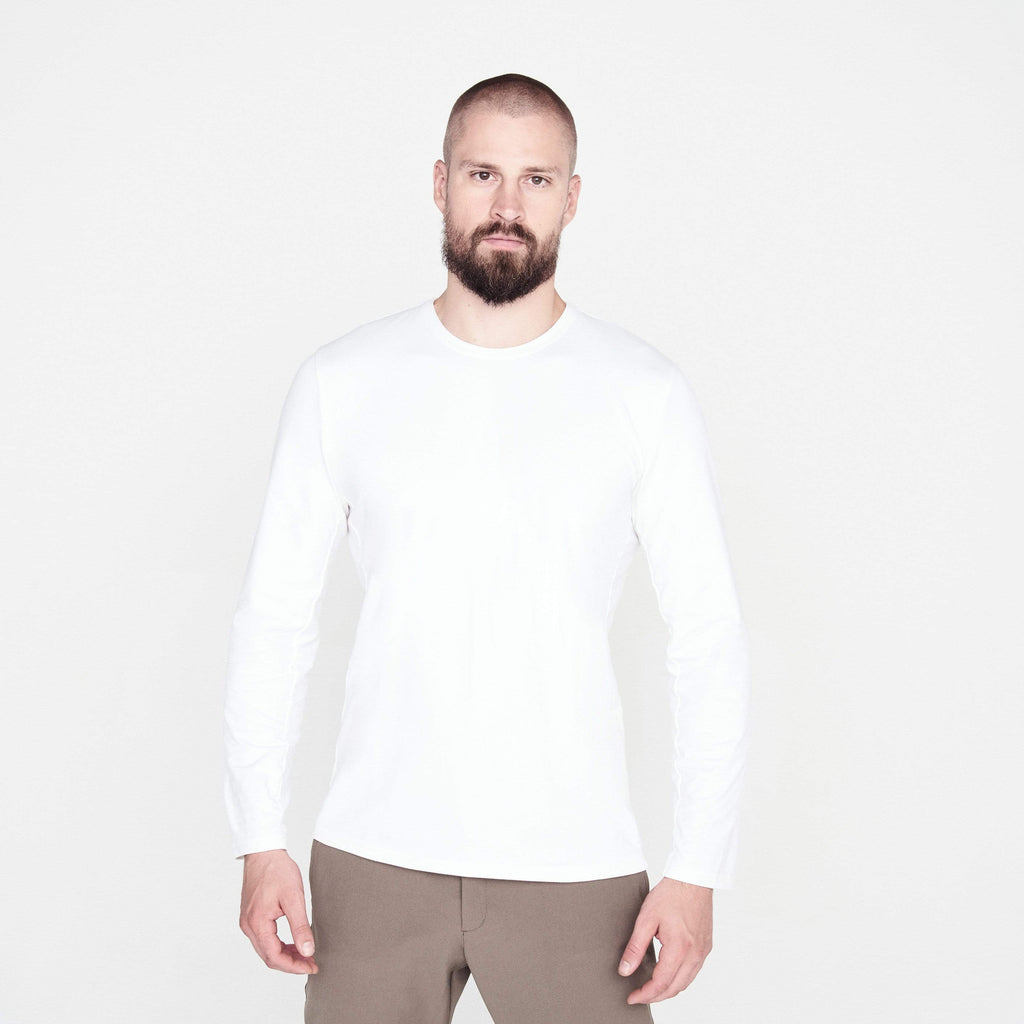Lynx Urban Outdoor T-Shirt Trigger T-Shirt Long / Bright White