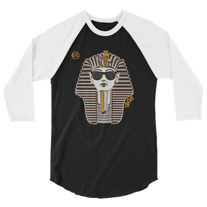 ALPHA PHAROAH BASEBALL TEE