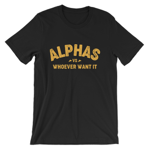 ALPHAS vs WHOEVER