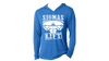 SIGMA VINTAGE ROYAL BLUE HOODY