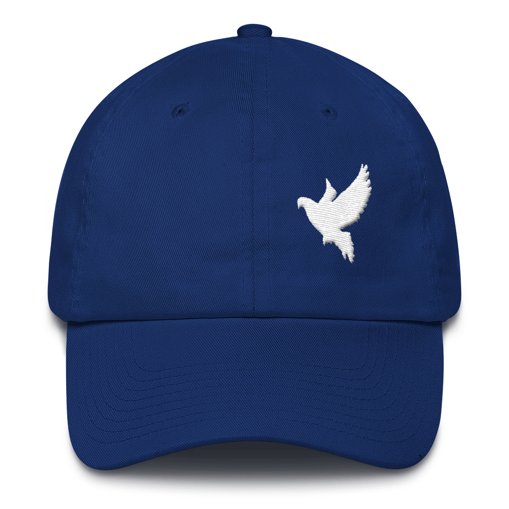 Sigma Dad Hat Dove