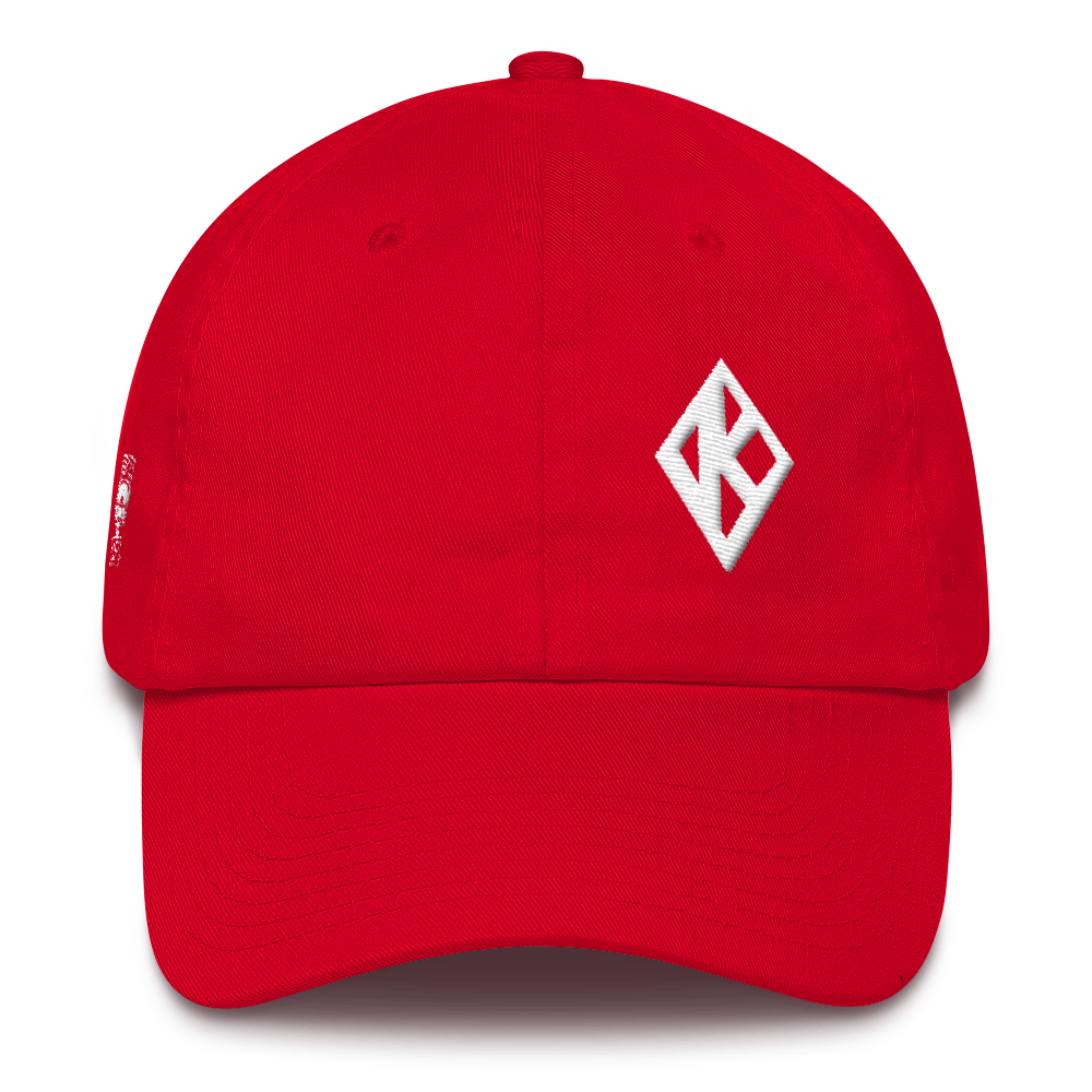 Nupe Dad Hat DIAMOND