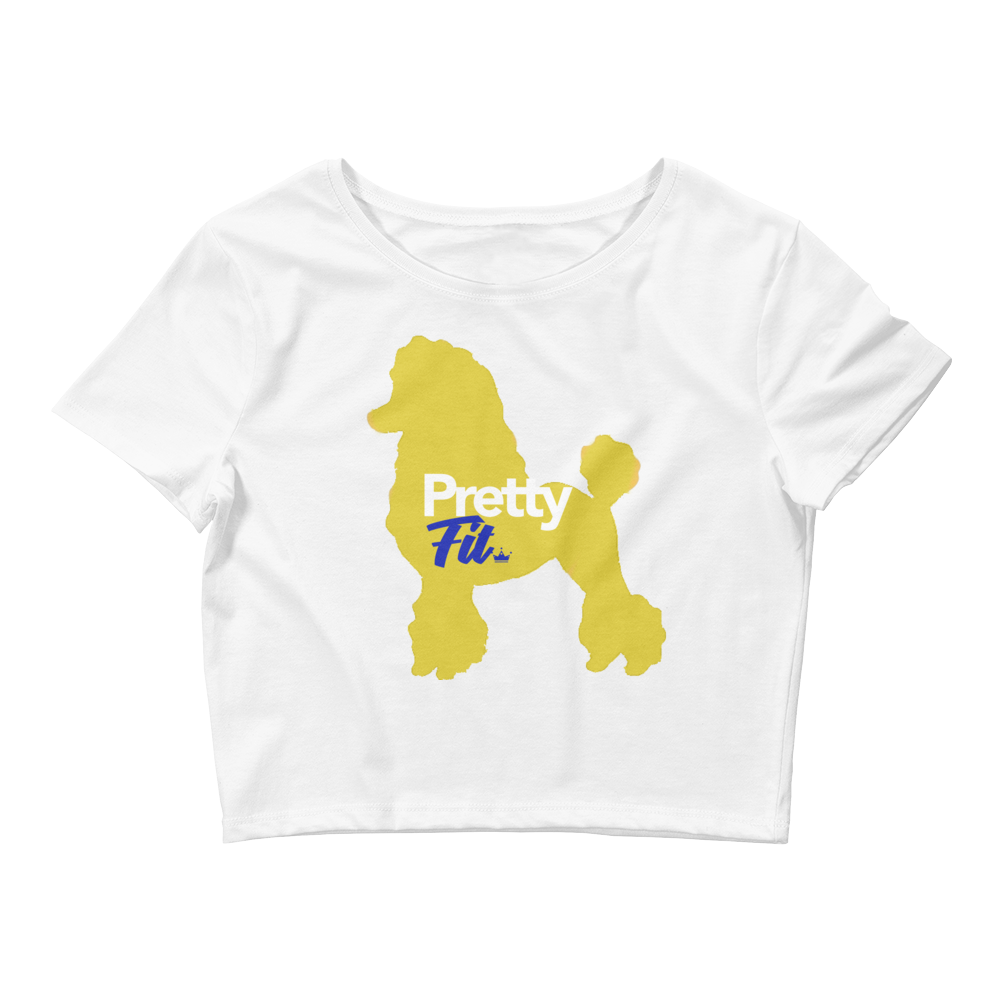 Poodle Fit Crop Top