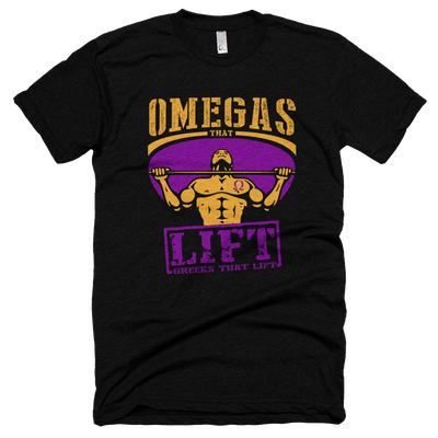 Omegas That Lift Tee