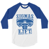 Sigmas That Lift Baseball T