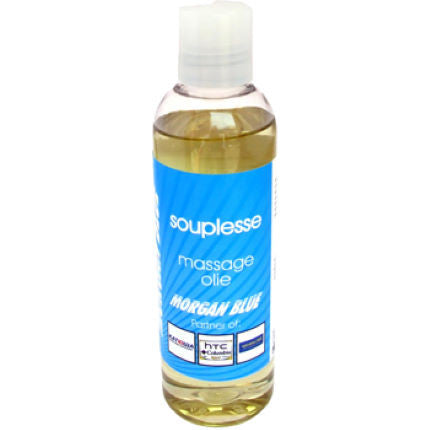 Morgan Blue Souplesse massageolja - 200ml