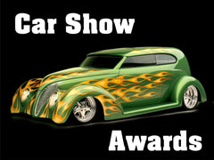 CAR SHOW AWARDS