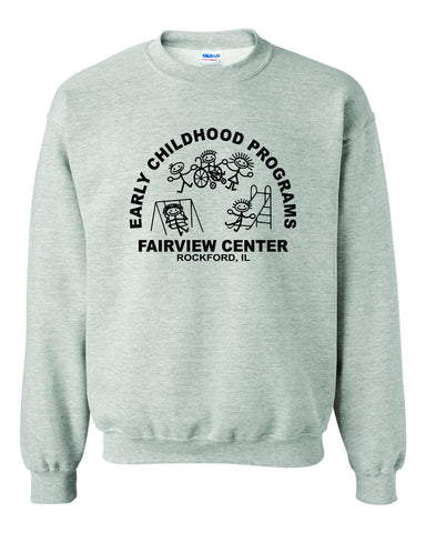 12. Fariview Adult Crewneck Sweatshirt