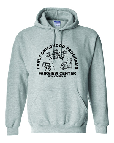 10.  Fairview Adult Hoodies