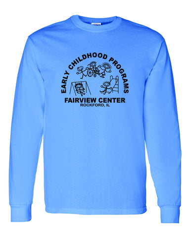 17.  Fairview Youth Long Sleeve T-Shirt