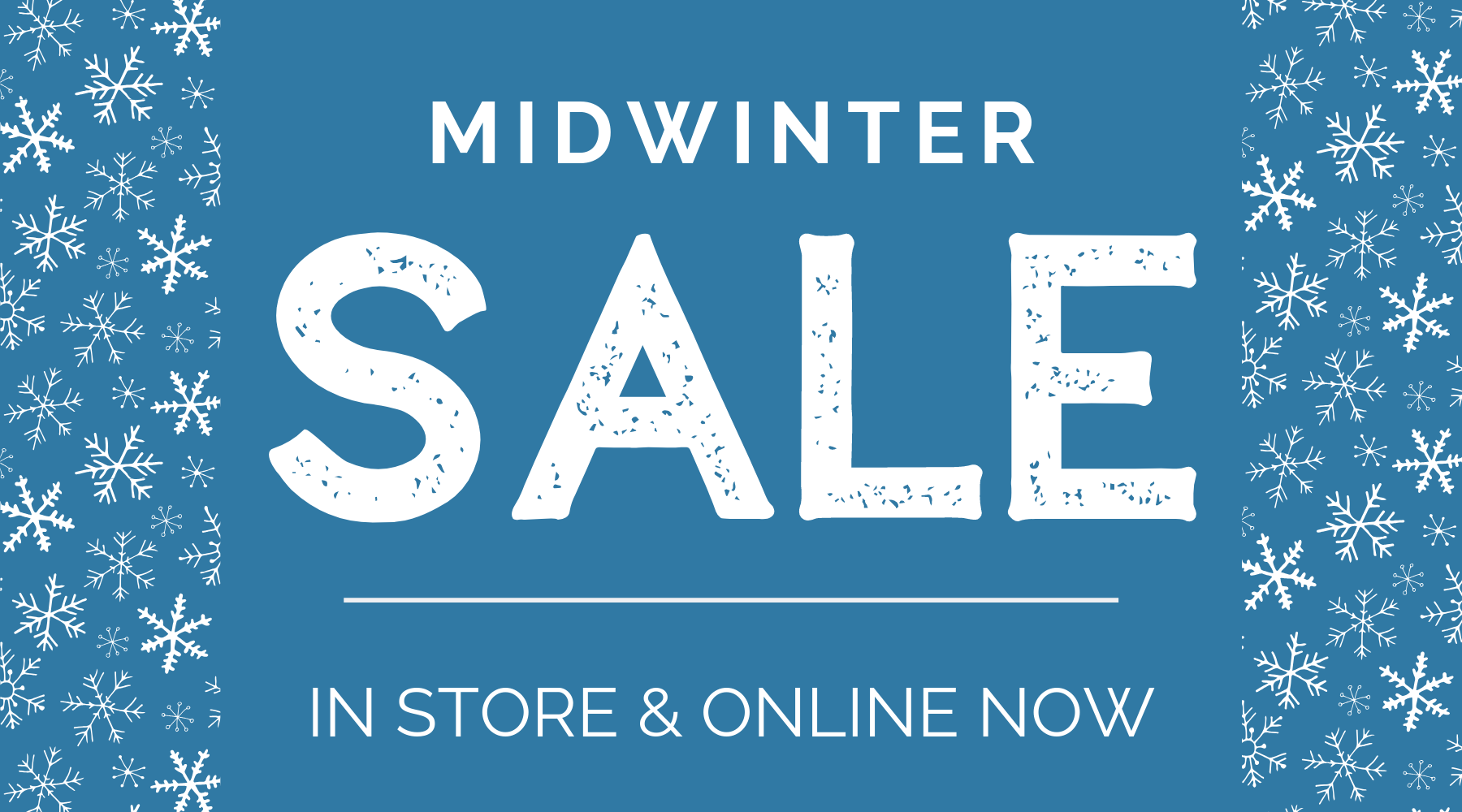 Midwinter Sale - Rata Jewellery - Dunedin