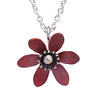 Clematis Necklace by Stone Arrow - Rata Jewellery