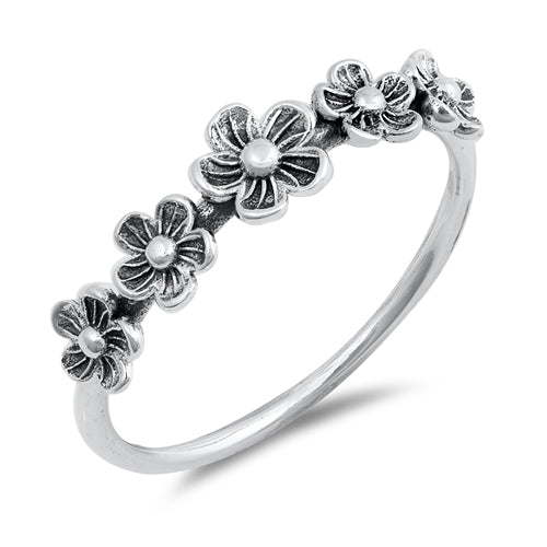 Floral Ring by Rata Jewellery - Rata Jewellery