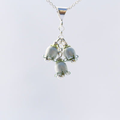 Jasmine Bloom Pendant by Adele Stewart - Rata Jewellery