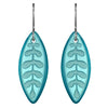 Kowhai Leaf Earrings - Bombay by Stone Arrow - Rata Jewellery