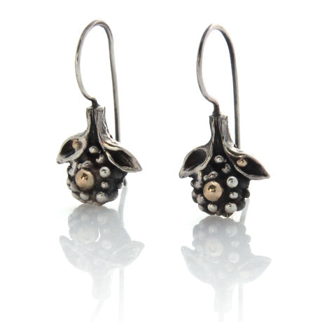 Lily Earrings by Louise Douglas - Rata Jewellery