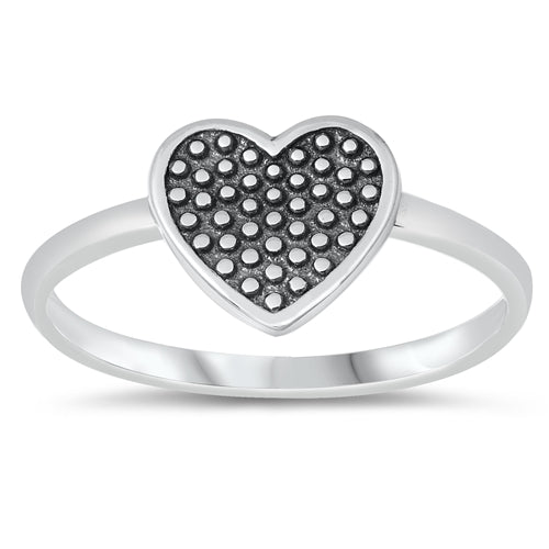 Love Heart Ring by Rata Jewellery - Rata Jewellery