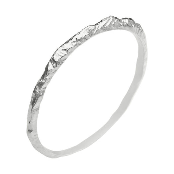 Southern Alps Bangle by Debra Fallowfield - Rata Jewellery