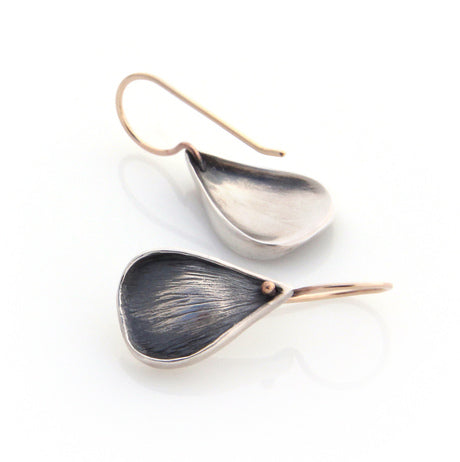Petal Earrings by Louise Douglas - Rata Jewellery