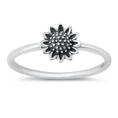 Sunflower Ring by Rata Jewellery - Rata Jewellery