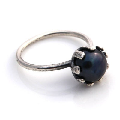 Crown Ring by Louise Douglas - Rata Jewellery