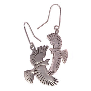 Tui Earrings by Stone Arrow - Rata Jewellery