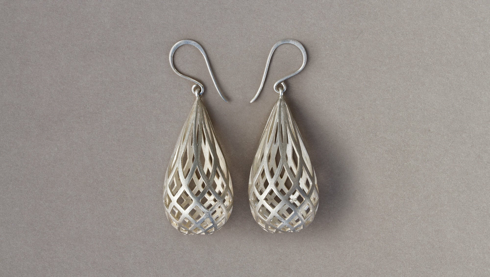Koura Earrings by David Trubridge - Rata Jewellery