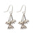 Dewdrop Earrings  - Silver