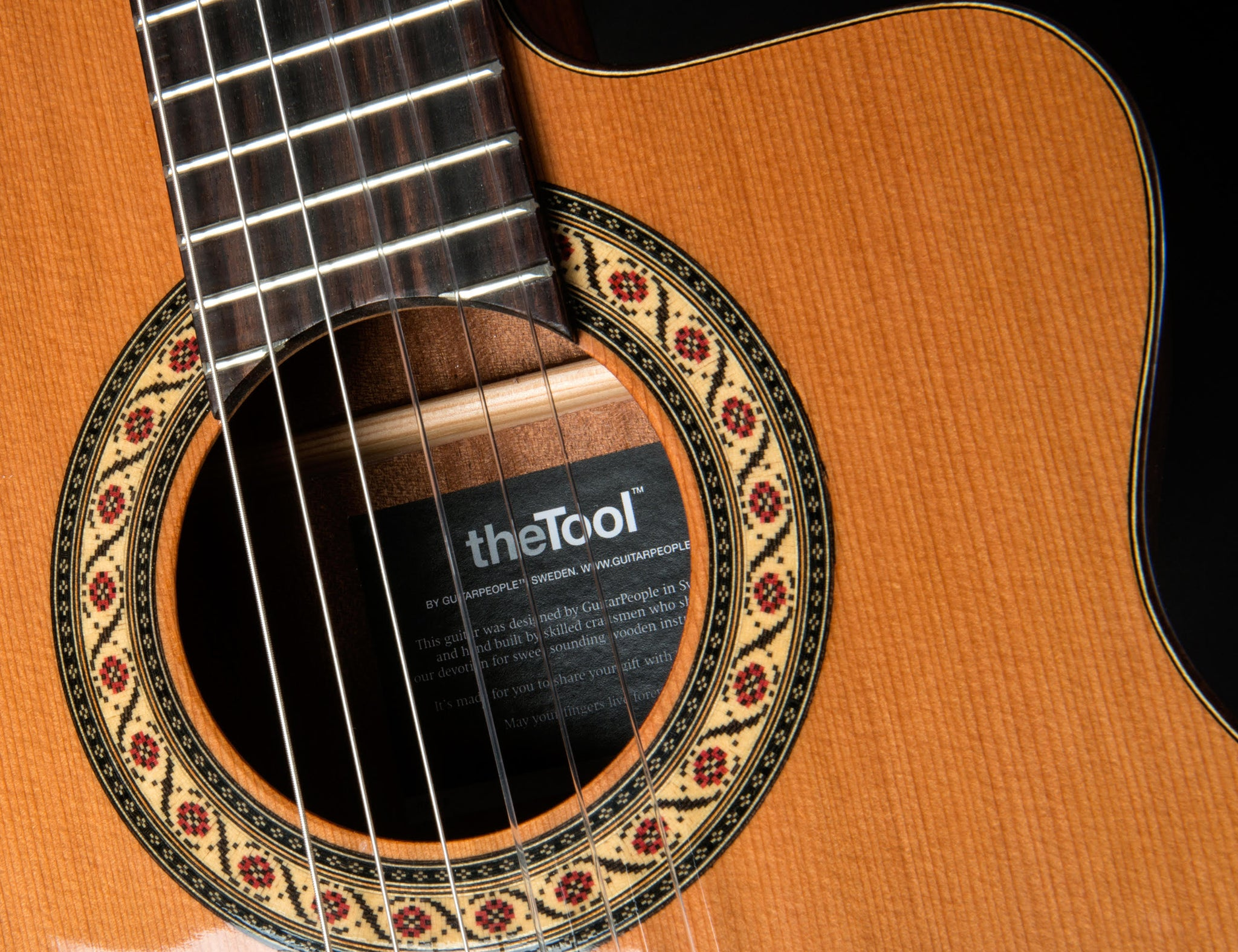 the Tool Requinto